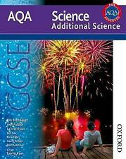 New AQA Science GCSE Additional Science: Student Book by Jim Breithaupt, Ann...
