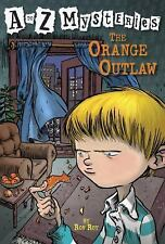 The Orange Outlaw (A to Z Mysteries) Roy, Ron Paperback