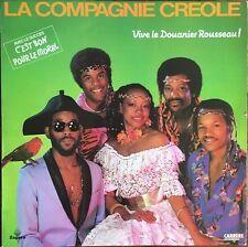 La Compagnie Creole - Vive le Douanier Rousseau ! - Vinyl LP 33T