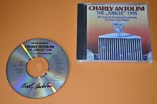 """Charly Antolini - The """"Jubilee"""" 1996 / Groove Records / Signed on Booklet / Rar"""
