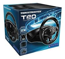 THRUSTMASTER T80 OFFICIAL SONY VOLANTE E PEDALIERA A 2 COMPATIBILE PS3 E PS4