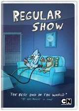 Regular Show: Vol. 2-Best Dvd In The World At This (2012, REGION 1 DVD New)