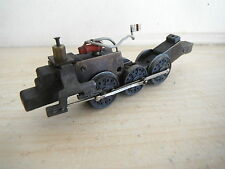 TRIANG TT T93 MERCHANT NAVY CHASSIS BULLEID WHEELS & WIRING 35028 port clan line
