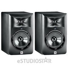 JBL LSR305 5-inch Two-Way Powered Studio Monitors (PAIR) w/ Retail Box