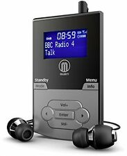 Petersfield DAB Digital FM Rechargeable Battery (Upto 12 Hours Playback) Pocket