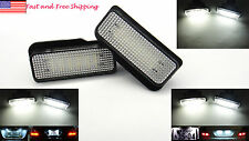 License Plate LED Light No Error for Mercedes W211 E320 E500 AMG S211 C240 Wagon