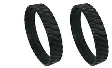 TWO R0526100 Zodiac Baracuda MX8 Cleaner  Track Tire Wheel