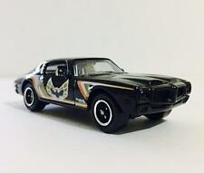 HOTWHEELS / MATCHBOX 71' PONTIAC FIREBIRD - BLACK
