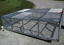 LARGE RITE FARM PRODUCTS LIFETIME SERIES MOBILE CHICKEN RUN COOP POULTRY TRACTOR