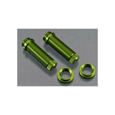 STRC Traxxas Slash Rustler Aluminum Big Bore Rear Shock Bodies (Green)  ST3766XG