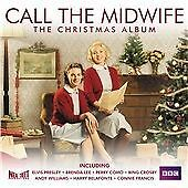 "CALL THE MIDWIFE "" THE CHRISTMAS ALBUM "" NEW & SEALED �� FREEPOST"