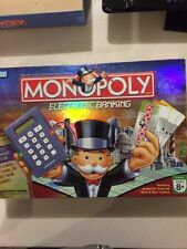 MONOPOLY Electronic Banking Edition 2007 Use Cards, Not Cash 100% Complete!