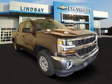Chevrolet: Silverado 1500 4X4 Crew Cab