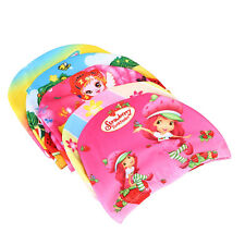 Flexible Colorful Printed Swimming Cap Waterproof Protector Children Stretch