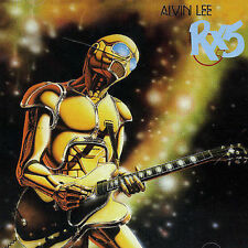RX5 [Bonus Track] [Digipak] [Remaster] by Alvin Lee (Rock) (CD, Jun-2000,...