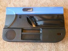 98-09 Volkswagen Beetle Blue / Black Passenger Door Panel