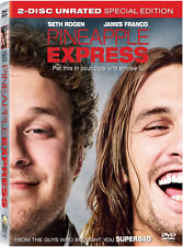 Pineapple Express [Unrated] [2 Discs] (2009, DVD NEUF) WS2 DISC SET