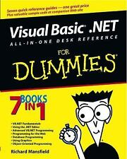 Visual Basic .NET All in One Desk Reference for Dummies