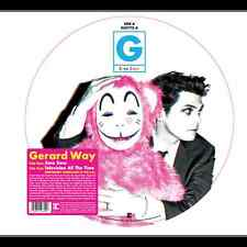 "Gerard Way 12"" Vinyl Picture Disc My Chemical Romance MCR Record Store Day RSD"
