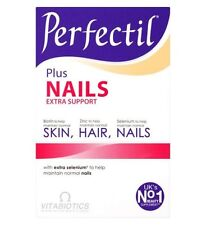 PERFECTIL PLUS NAILS EXTRA SUPPORT TABLETS 60