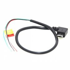 Audio Video Micro USB AV Out Cable FPV pour SJCAM M20 SJ9000 SJ8000 SJ7000