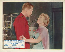 ZSA ZSA GABOR QUEEN OF OUTER SPACE 1958 VINTAGE LOBBY CARD