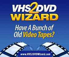 Video Cassette Converter / Convert Your Video Tapes To DVD