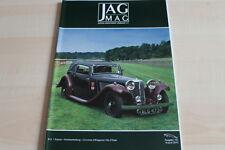 107406) Jaguar S.S. 1 - Jag Mag Magazin 08/2010
