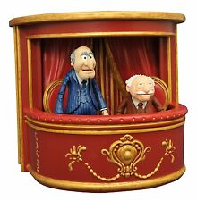 Diamond Select Toys The Muppets: Statler & Waldorf Select Action Figure 2 Pack
