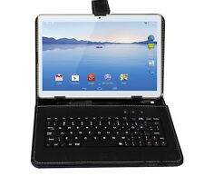"10 ZOLL TABLET PC 3G 48GB QUAD CORE IPS HD DUAL SIM GPS WIFI ANDROID SET [9.6""]"