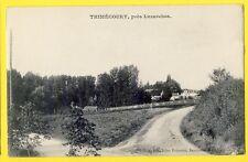 cpa 95 - LUZARCHES (Val d'Oise) Chemin et Hameau de THIMÉCOURT