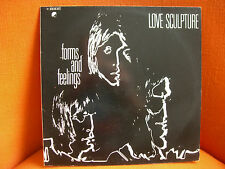 VINYL 33T – LOVE SCULPTURE : FORMS AND FEELINGS – BLUES PSYCH DAVE EDMUNDS - EX