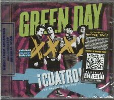 DVD GREEN DAY ¡CUATRO! THE MAKING OF UNO! DOS! TRE! SEALED NEW 2013