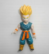 Figurine articullée Dragon ball Z DBZ JAKKS 2003 : SS Super Saiyan Trunks 8.5cm