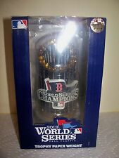 Boston Red Sox 2013 World Series Champions Replica Trophy Paper Weight Forever