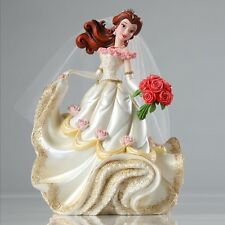 EST0068 Disney Showcase Collection: BELLE WEDDING Figurine by ENESCO