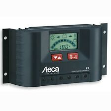 Solar Charge Controller Steca PR 3030 12/24V 30A LCD display for RV's & boats