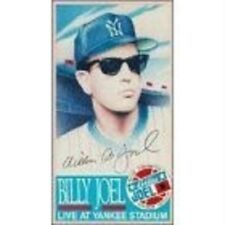 Billy Joel Live at Yankee Stadium Storm Front VHS  ++++
