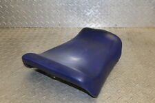 1990  SUZUKI GSXR1100 GSX-R1100 FRONT DRIVERS SEAT PAD SADDLE PILLION