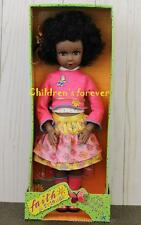 "Faith & Friends Mission City Press Berry Stylish 13"" AA Doll W Bible New RARE"