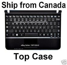 SAMSUNG N210 N220 Keyboard with Topcase - Black - US English