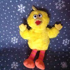 """Tyco Jim Hensons Sesame Street Juego gran pájaro de juguete suave Interactivo 16"""" De Alto"""
