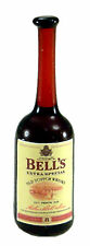 1:12 Real Glass Bottle Of Bells Whisky Dolls House Miniature Pub - Bar Accessory