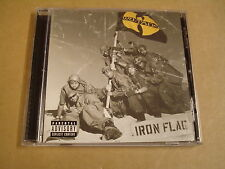 CD / WU-TANG CLAN - IRON FLAG