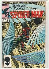 WEB OF SPIDERMAN #3 John Byrne Simonson Vulture 9.6