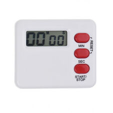 Kitchen Clock Timer 99 Minute Digital LCD Sport Countdown Calculator New