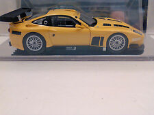 1:18 Kyosho Yellow Ferrari 575 GTC New! No Box! Mint!
