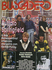 BUSCADERO 226 2001 Buffalo Springfield Ron Sexsmith Pete Sears Robert Cray Spain