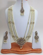 Indian Bridal/Party Wear (Rani Haar) Necklace Set
