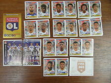 original FOOTBALL STICKERS PANINI FOOT FIFA 365 2015/16 LYON OL Choisir ds liste